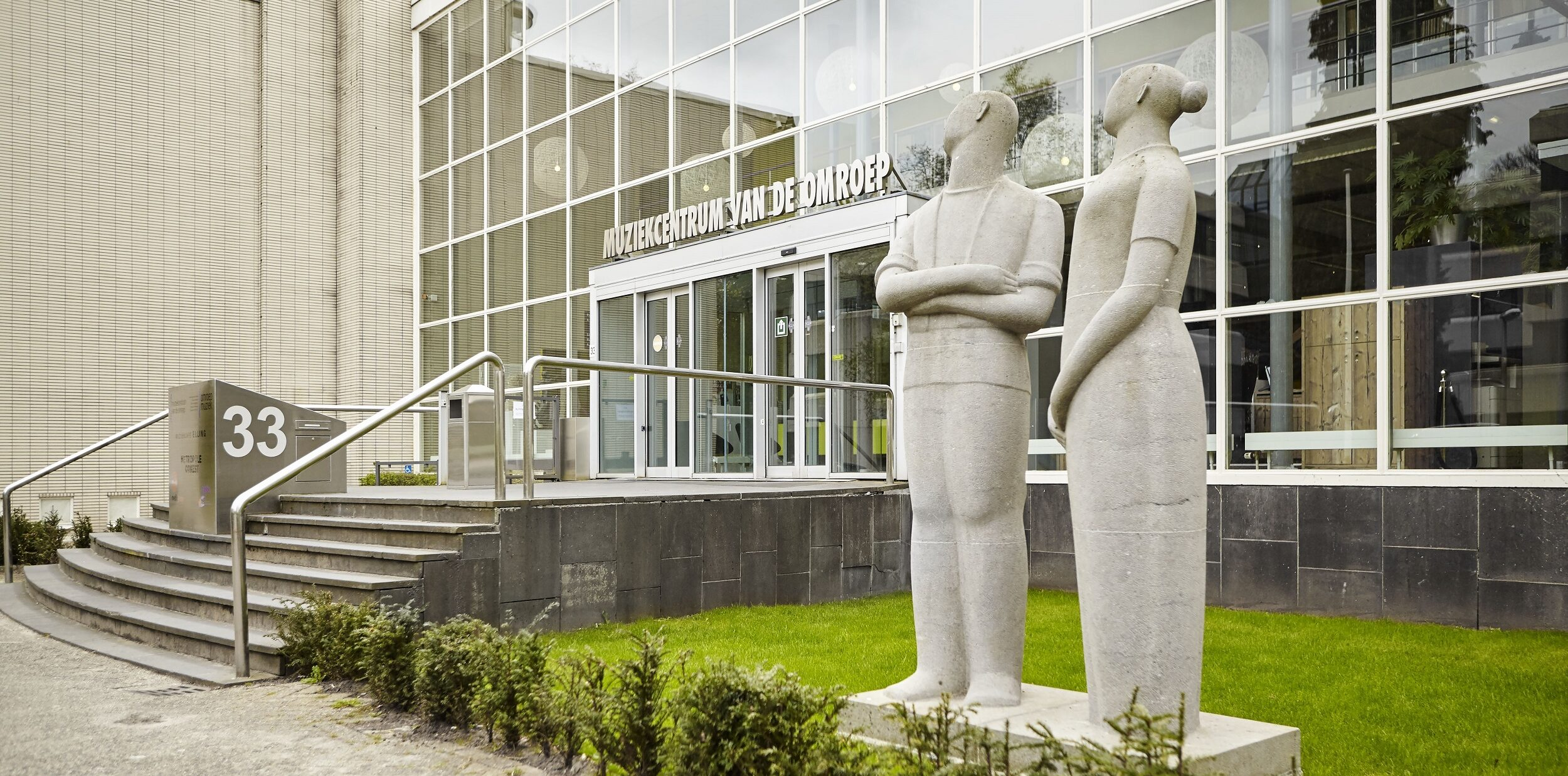 Ot en Sien voro het Muziekcentrum van de Omroep
