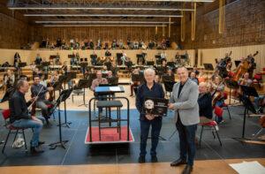 Edo de Waart Assistant Conductorship - foto Esther de Bruijn