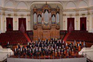 Radio Filharmonisch Orkest met Karina Canellakis - foto: Simon van Boxte